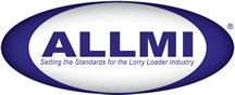 ALLMI logo - Setting Standards for the Lorry Loader Industry